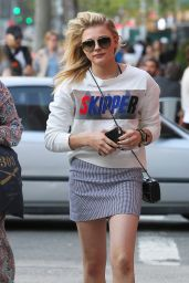 Chloë Moretz - Out in New York City, May 2015