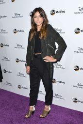 Chloe Bennet - Disney Media Distribution 2015 International Upfront in Burbank