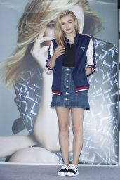 Chloe Moretz - Meet & Greet at Sbenu in Seoul, May 2015