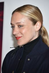 Chloe Sevigny - Heaven Knows What Premiere in New York