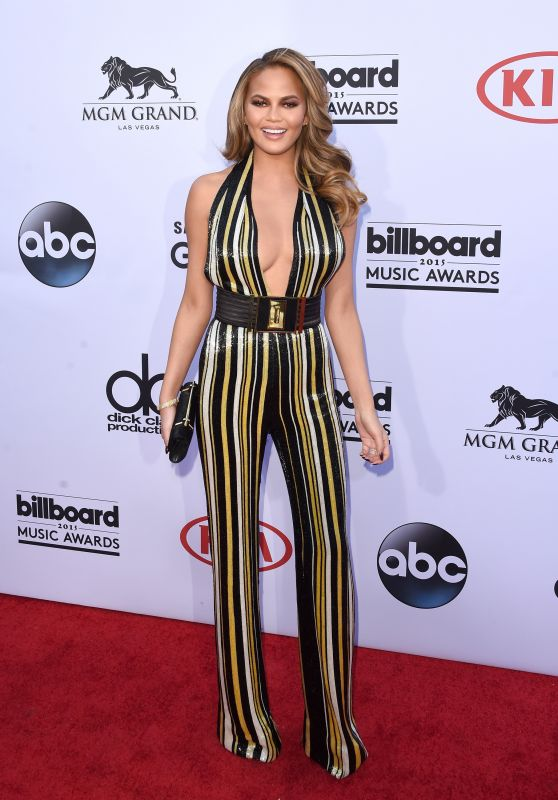 Chrissy Teigen - 2015 Billboard Music Awards in Las Vegas
