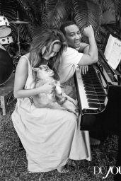 Chrissy Teigen - DuJour Magazine Summer 2015