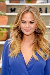 Chrissy Teigen - RAYE Shoe Launch in West Hollywood, May 2015