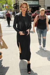 Chrissy Teigen Style - Out in NYC, May 2015