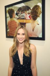 Christa B. Allen - Tyler Shields: Historical Fiction Preview in Santa Monica