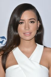 Christian Serratos - The Humane Society Los Angeles Benefit Gala in Los Angeles, May 2015
