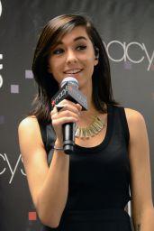 Christina Grimmie - Macy
