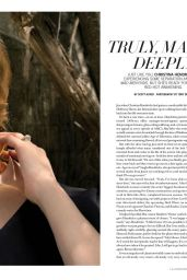 Christina Hendricks - Los Angeles Confidential Magazine May June 2015 Issue