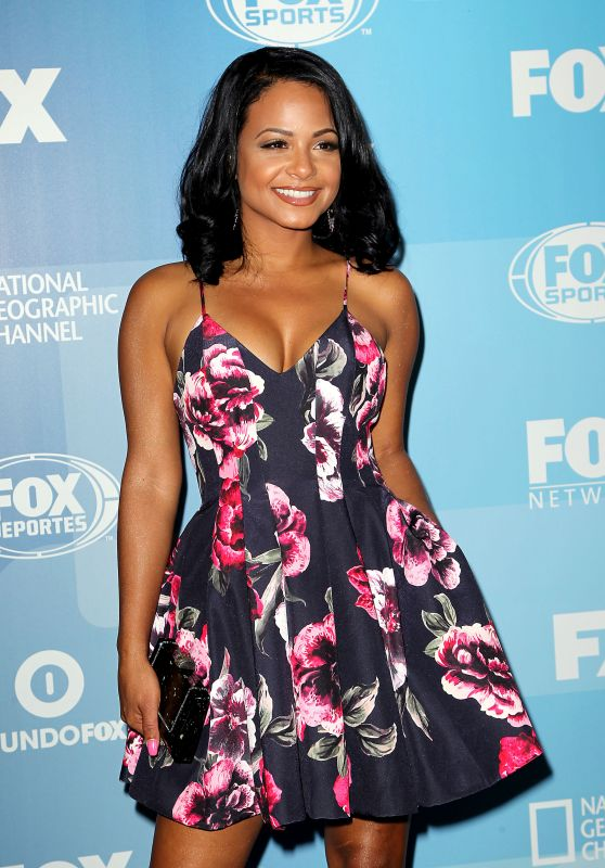 Christina Milian – Fox Network 2015 Programming Upfront in New York City