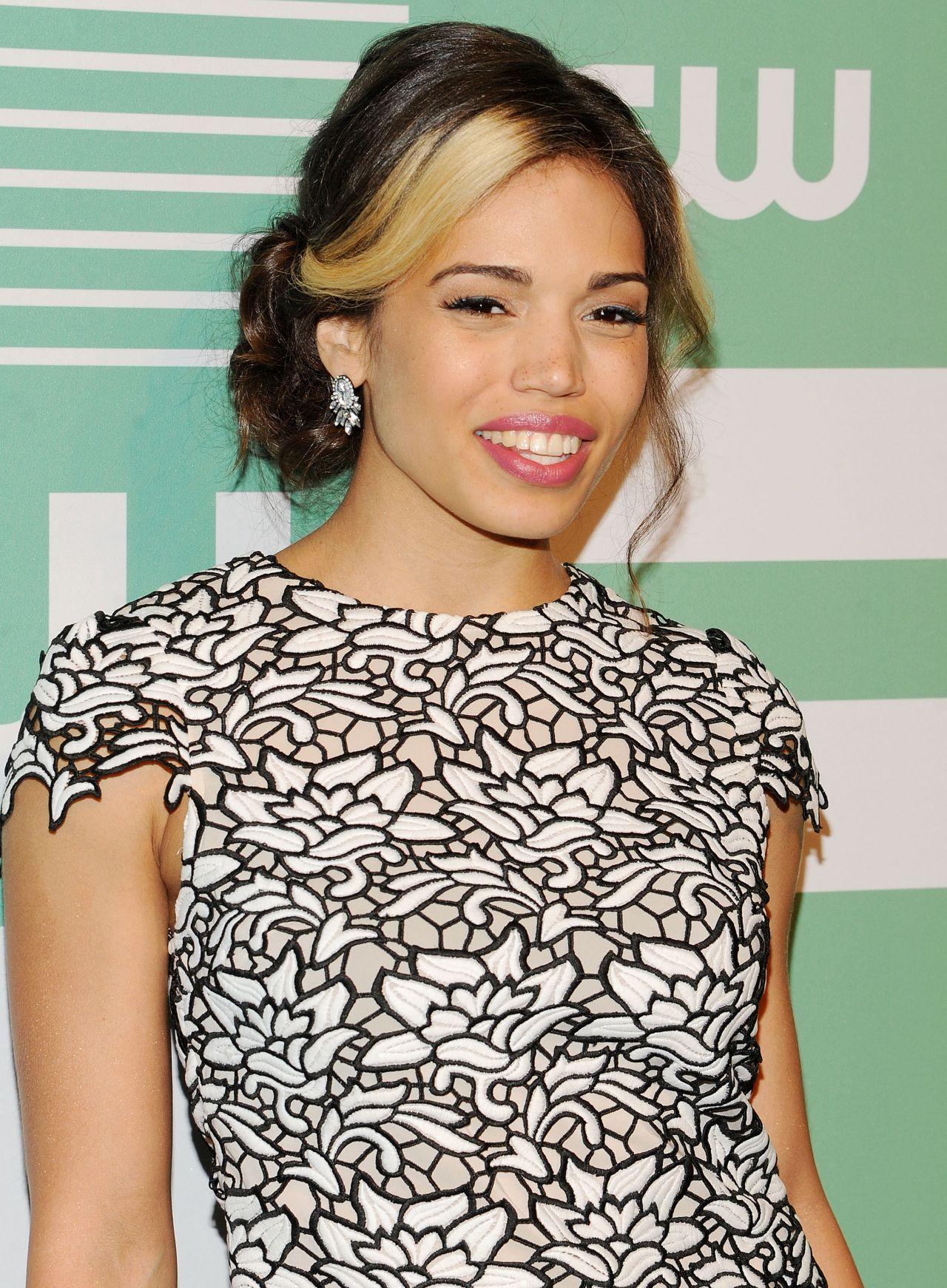 Ciara Renee Cw Network S New York 2015 Upfront