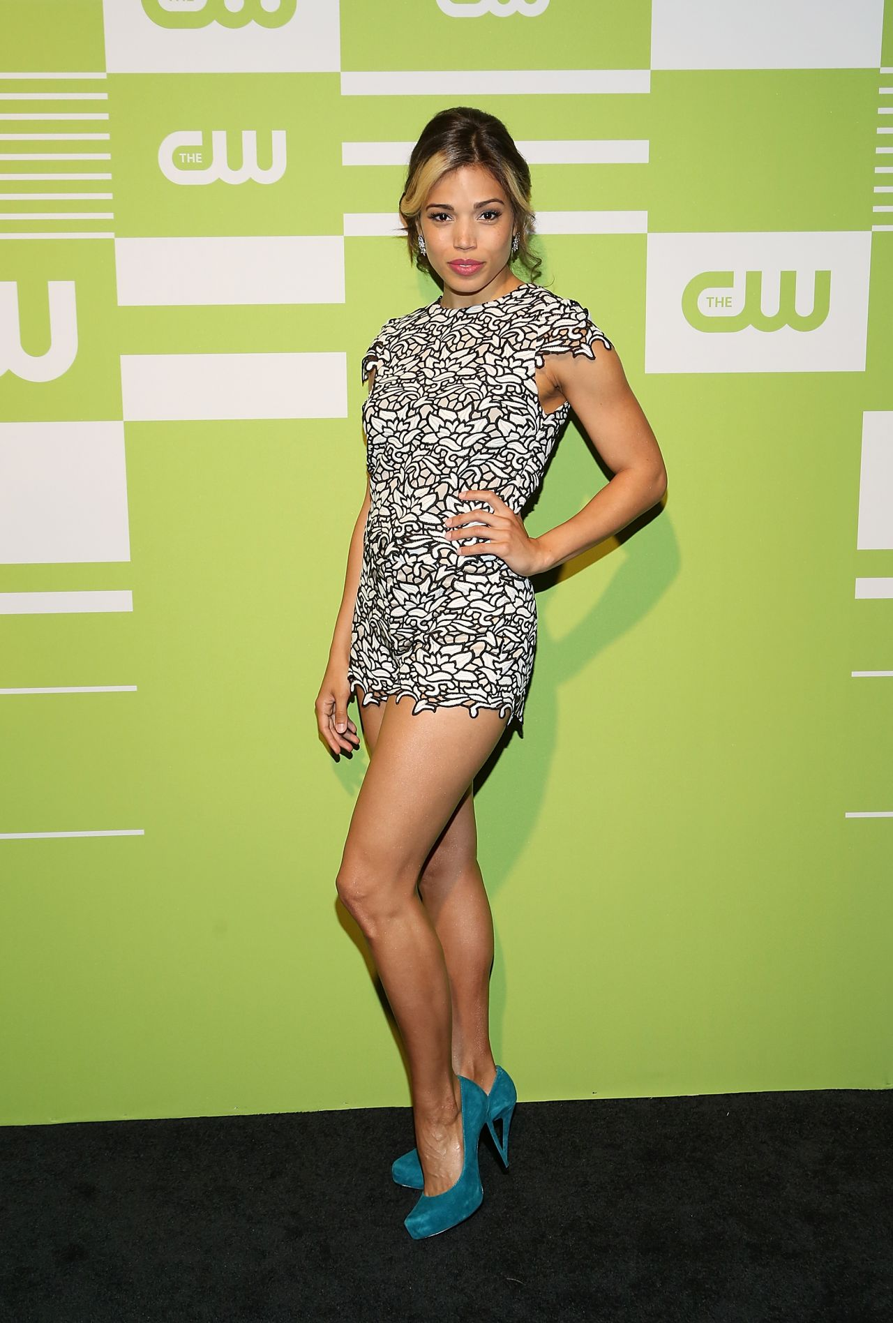 Ciara Renee Cw Network S New York 2015 Upfront