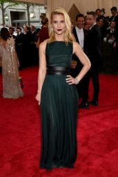 Claire Danes – Costume Institute Benefit Gala in New York City, May 2015