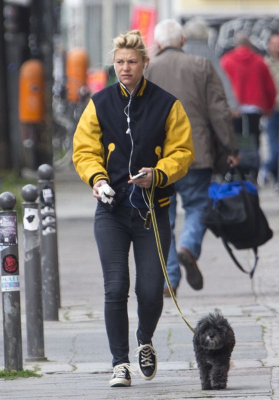 Claire Danes - Out in Berlin, May 2015