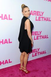 Clare Grant – Barely Lethal Premiere in Los Angeles