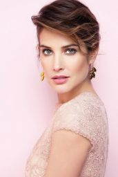 Cobie Smulders – Glamour Magazine (Mexico) May 2015 Photos
