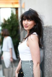 Daisy Lowe - Premiere of The New York Edition & Launch of W Art in New York City