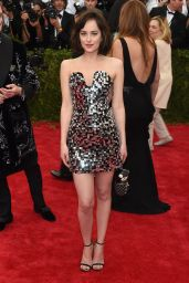 Dakota Johnson – Costume Institute Benefit Gala in New York City, May 2015