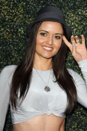 Danica McKellar - Where Hope Grows Premiere in Hollywood