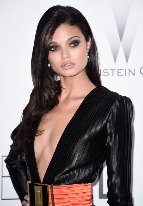 Daniela Braga – 2015 amfAR Cinema Against AIDS Gala in Antibes (France)
