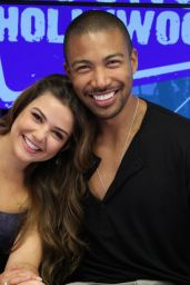Danielle Campbell - Visits the Young Hollywood Studio in Los Angeles, April 2015