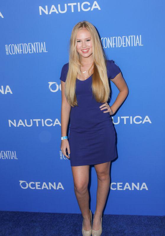 Danika Yarosh - 2015 Nautica Oceana Beach House Party in Santa Monica