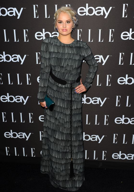 Debby Ryan – 2015 ELLE Women In Music Celebration in Hollywood