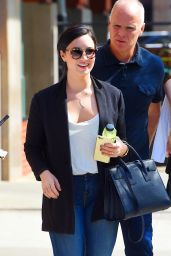 Demi Lovato - Out in New York City, May 2015