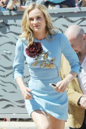 Diane Kruger - Disorder Photocall - 2015 Cannes Film Festival