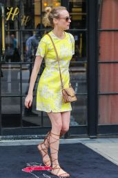 Diane Kruger - Outside the Bowery Hotel in New York, May 2015
