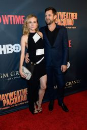 Diane Kruger - SHOWTIME And HBO VIP Pre-Fight Party for Mayweather VS Pacquiao