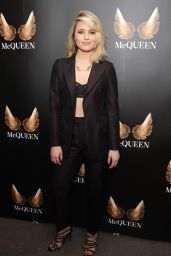 Dianna Agron - McQueen The Play Press Night in London, May 2015