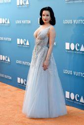 Dita Von Teese – 2015 MOCA Gala in Los Angeles