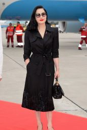 Dita von Teese - Life Ball 2015 Weekend at City Hall in Vienna