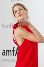 Doutzen Kroes – 2015 amfAR Cinema Against AIDS Gala in Antibes (France)