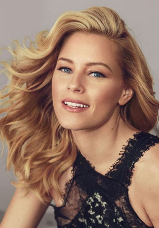 Elizabeth Banks - Allure Magazine June 2015 Issue