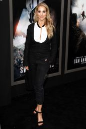Elizabeth Berkley – San Andreas Premiere in Hollywood