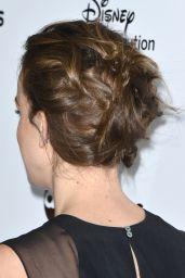 Elizabeth Henstridge - Disney Media Distribution 2015 International Upfront in Burbank