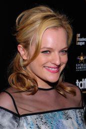 Elizabeth Moss - 2015 Lucille Lortel Awards in New York City