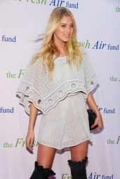 Elsa Hosk - The Fresh Air Fund Spring Benefit 2015 in New York