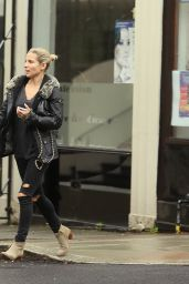 Elsa Pataky - Out in Central London, May 2015