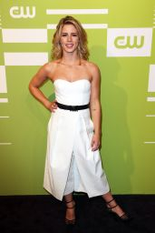 Emily Bett Rickards – The CW Network's 2015 Upfront in New York City