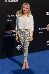 Emily Osment – Tomorrowland Premiere in Anaheim