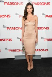 Emily Ratajkowski - 2015 Parsons Fashion Benefit in New York City