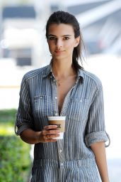 Emily Ratajkowski - Out in Los Angeles, May 2015