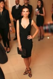 Emily Ratajkowski – Premiere of The New York Edition & Launch of W Art in New York City