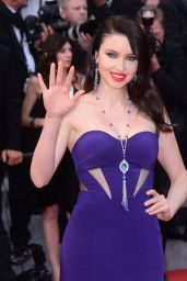 Emma Miller - Macbeth Premiere at 68th Annual Cannes Film Festival
