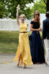 Emma Roberts - 2015 Veuve Clicquot Polo Classic in Jersey City