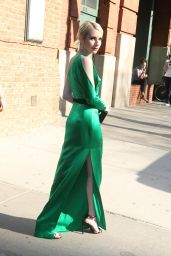 Emma Roberts – Costume Institute Benefit Gala in New York City, May 2015