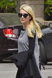 Emma Roberts - Out in New York City, May 2015
