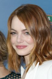 Emma Stone - Aloha Screening in West Hollywood